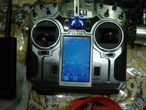 Hexacopter f 550 dron APM GPS