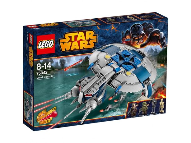 Lego Star 75042 Wars Droid Gunship
