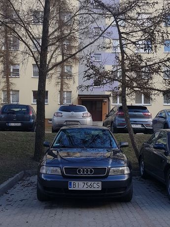 Audi A4 B5 1.8 ADR + lpg
