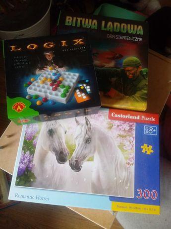 Iddam gry, puzzle i książki