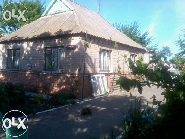 Дом кирпичный 86,6кв.м пгт.Приазовское. Кредит на небольшой срок.