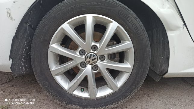 Диск R16 VW Jetta USA