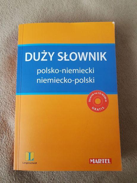 Słownik polsko-niemiecki i niemiecko-polski