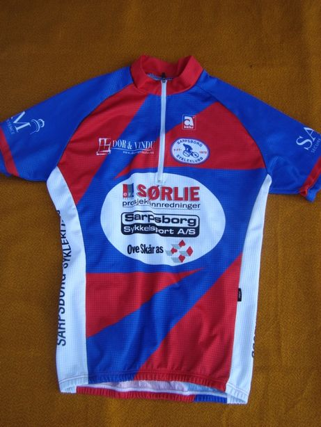 koszulka rowerowa Kalas roz XL-Super