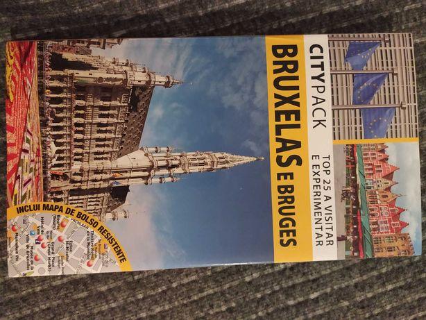 Livro - Guia Bruxelas e Bruges - Citypack