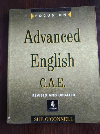 Focus on Advanced English C.A.E. Sue O'Connell