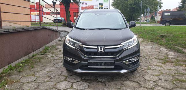 Honda CRV LIFT!! Automat! Skóra! 4X4