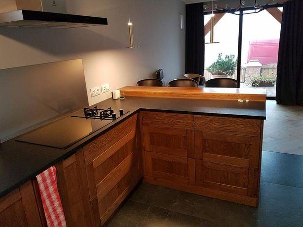 Meble na wymiar Kuchnie Schody Drzwi Dębowe Drewniane Chojnice