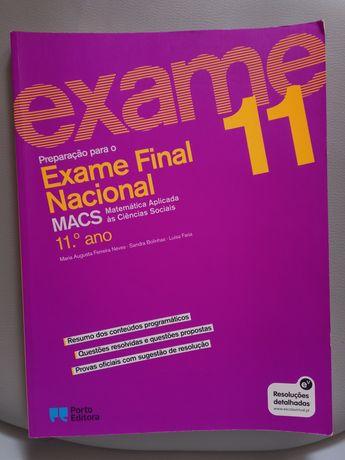 Livro de exame MACS