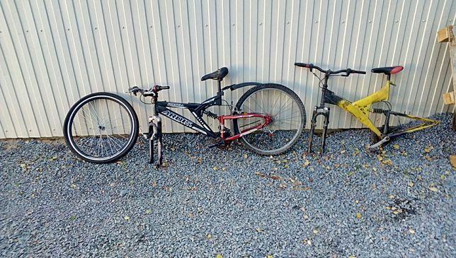Велосипед зппчастини