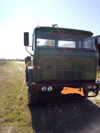 Star 1142 wyrotka z hds, zamiana na SUV.