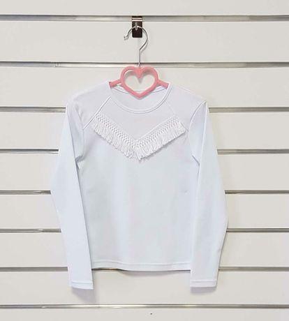 Гольф, блуза на девочку р 128-134