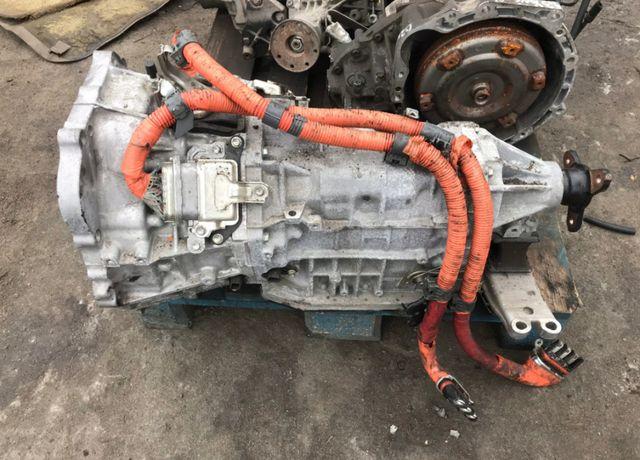 Lexus is skrzynia biegów automatyczna hybryda