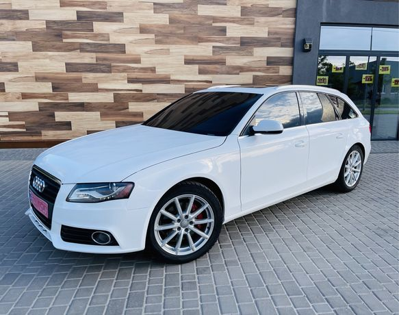 Audi A4 Premium Plus S Line 2011