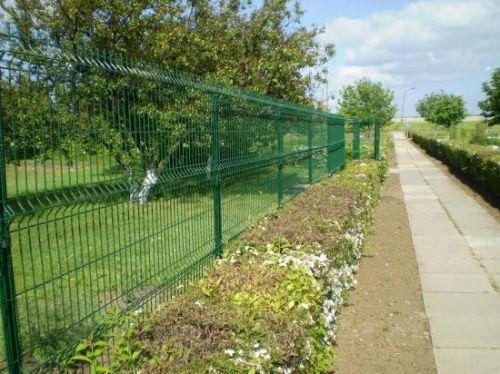 Забор из сварной сетки, 3D забор, сетка рабица Калитки, Ворота