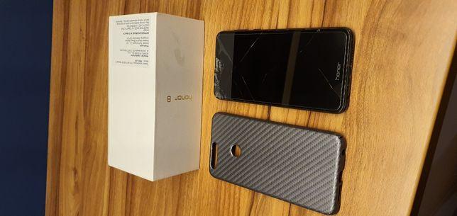 Huawei Honor 8 pęknięta szybka