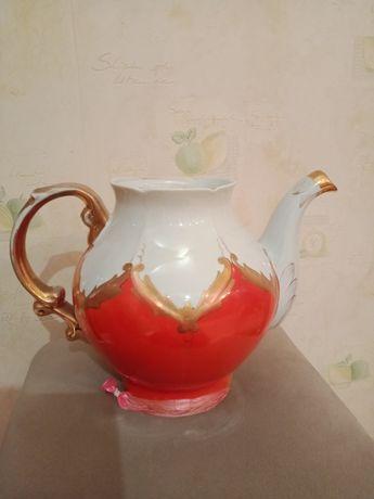Чайник СССР винтаж
