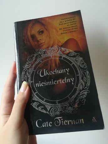 """""""Ukochany Nieśmiertelny"""" Cate Tiernan- STAN IDEALNY!"""