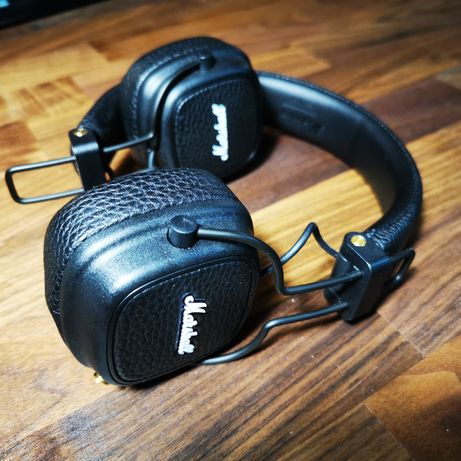Auscultadores Marshall Major III Bluetooth Wireless