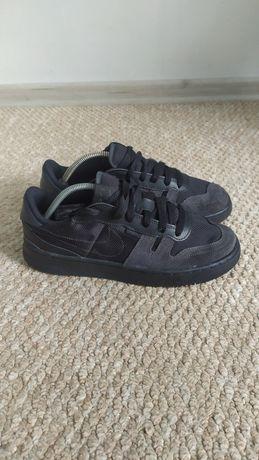 Черные кроссовки Найк 38 р, осенние кросовки на мальчика