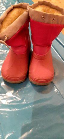 Śniegowe dla dziewczynki r25-26