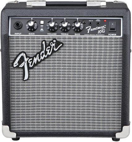 Combo Guitarra Fender - Frontman 10G