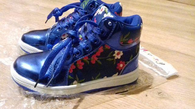 Ботинки для девочки ТМ Леопард