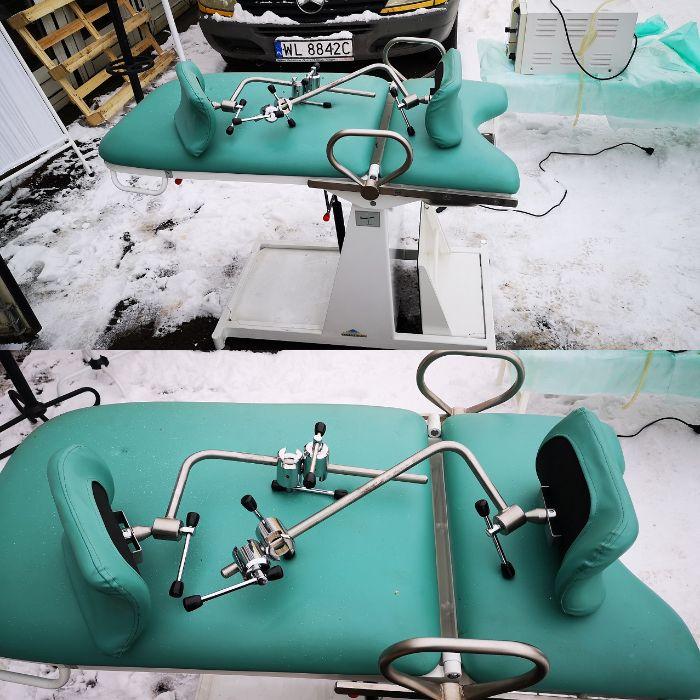 Wyposażenie gabinetu ginekologicznego Zakroczym - image 1
