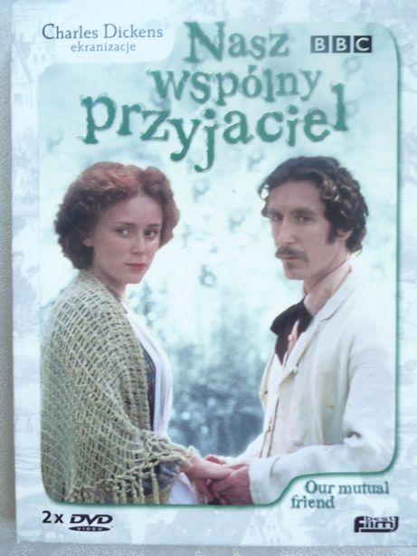 BBC Nasz wspólny przyjaciel Charles Dickens DVD serial lektor