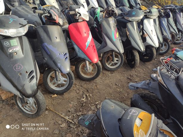 Honda dio 27 28 fit af  без пробега по Украине