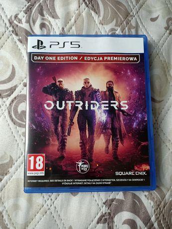 Outriders edycja premierowa PS5