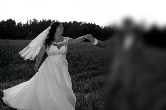Suknia ślubna Agnes 18115 Lubań - image 1