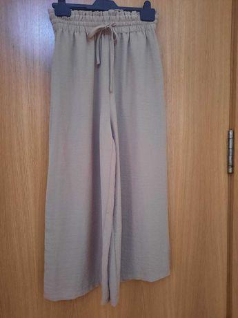 Calças Cullote Fluídas