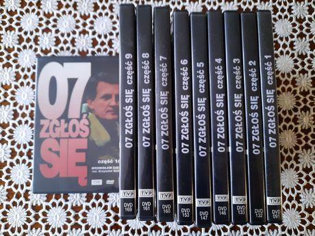 Serial 07 zgłoś się 1-21 komplet