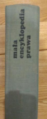 Mała encyklopedia prawa - 1980
