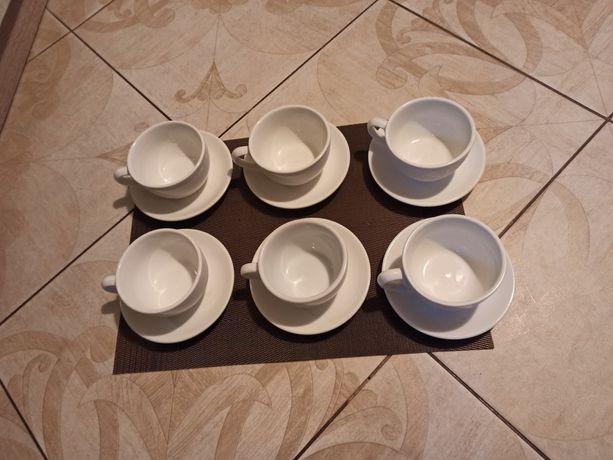 набір чашок чайних 250мл.з блюдцями