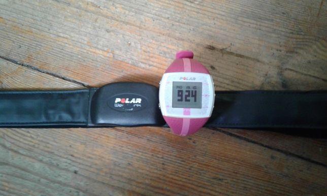zegarek POLAR FT4 z opaską HR