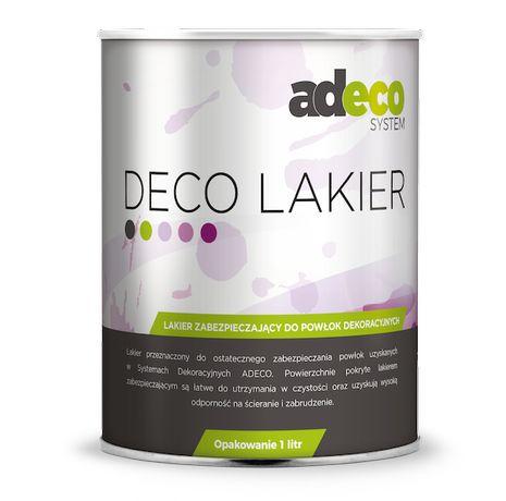 Adeco Deko Lazur Lakier zabezpieczający do betonu