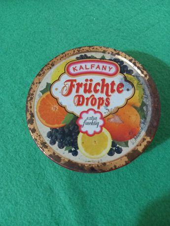 Lata vintage früchte drops