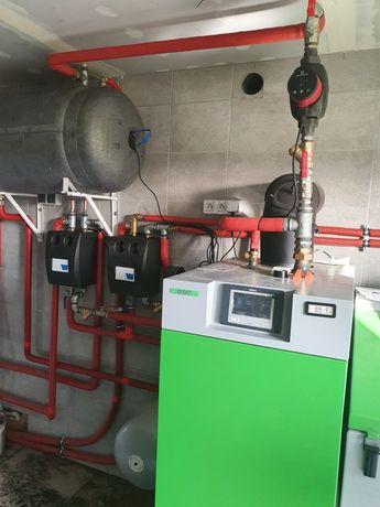 Hydraulik   piec eko groszek5 klasa  eco desig już od 7000 z montażem