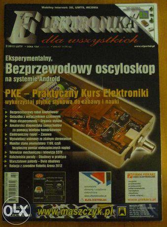 Elektronika dla wszystkich EdW luty 2013