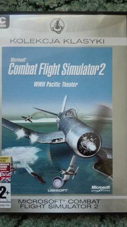 "Gra kompuerowa 3 płyty ""Combar Flight Simulator 2"""