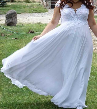 Suknia ślubna szyta na wymiar