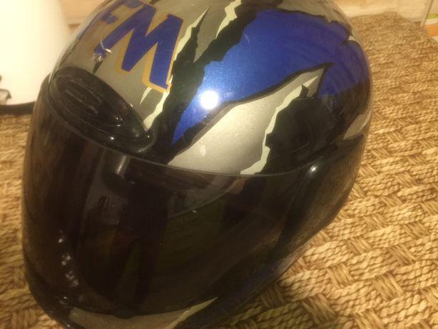 Продам мото шлем FM с Германии