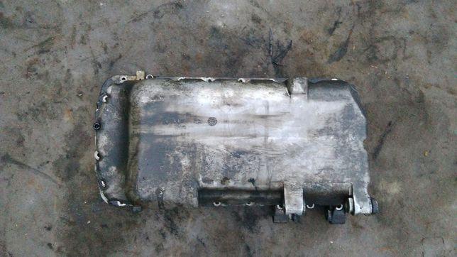 Поддон масляный (алюминиевый низкий) Fiat, Citroen, Peugeot,9641726880