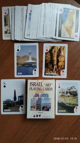 Игральные карты ( Израиль )