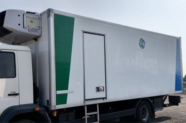 Kontener Chłodnia Lacapitane Agregat Carrier Supra 850 Winda, 6.4m