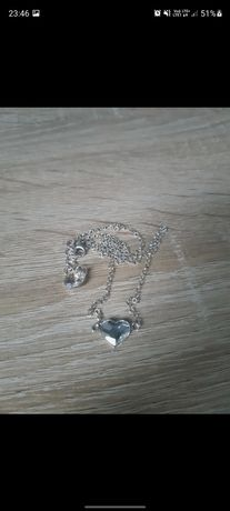 Naszyjnik srebro 925p