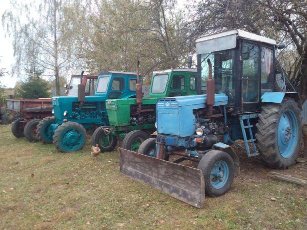 Трактор т-40 з документами