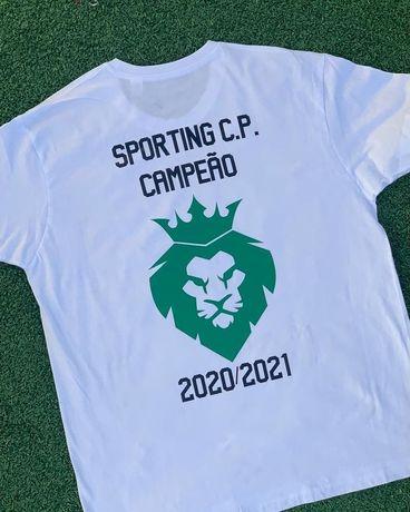 Camisola SPORTING CAMPEÃO